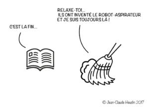 Fin du livre?